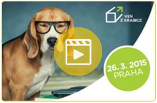 videopozvánka do Prahy
